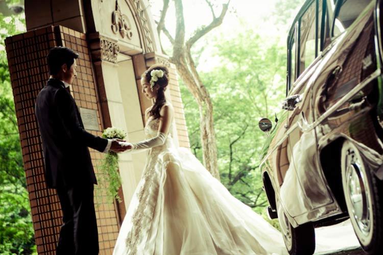 名古屋迎賓館 THE BANKERS CLUB (ザ・バンカーズクラブ) 結婚式 新郎新婦