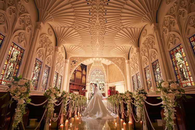 結婚式 モンテファーレ 大聖堂