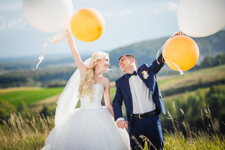 風船,婚約記念品