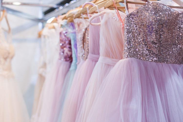 カラードレス 色別 ピンク