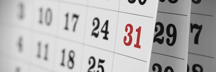日取り スケジュール カレンダー