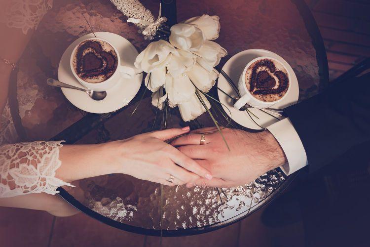 カップル 結婚指輪