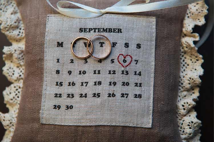 ペアリング カレンダー