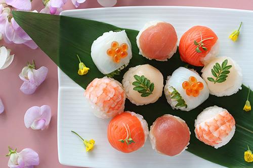 手まり寿司 和