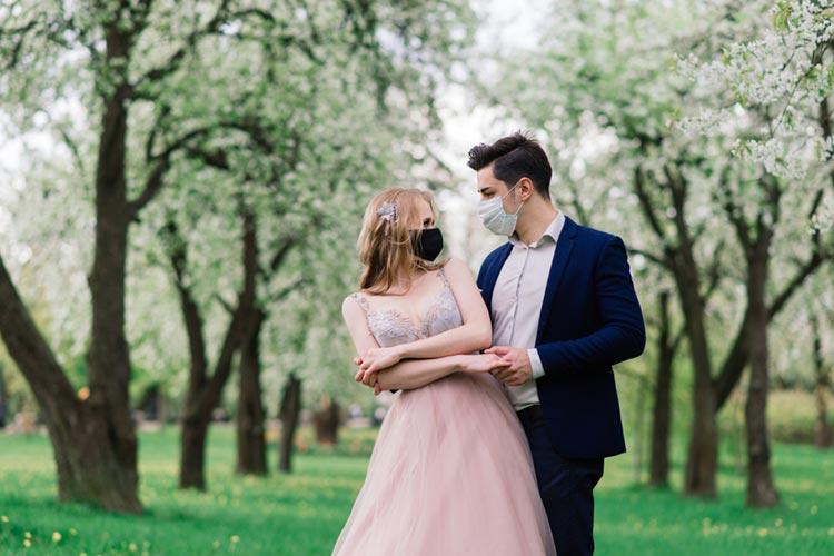 コロナに負けない!結婚式で安心して行える感染対策可能な演出集