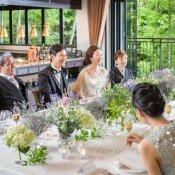 【少人数◎ 20名51万円】緑溢れるNewチャペル×家族で結婚式♪試食付き