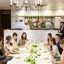 【挙式+10名会食】まずは家族で!一流レストランの贅沢試食付