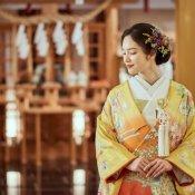 【神前式×豪華試食】ご友人も参加出来る神殿見学×和婚のイロハ