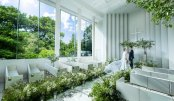 ◆全館開放◆700坪の緑と水のプライベート空間◇ランチ券プレゼント◇