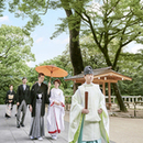 【伝統和食無料試食付!1日2組限定】日本の歴史を感じる神前式相談会