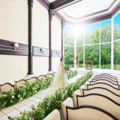 【必見*最大120万優待】森の大聖堂で模擬挙式×ギフト3千円