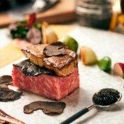 ◆豪華7大特典◆静岡育ち和牛×世界三大珍味を堪能フェア