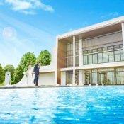 【クチコミ好評】特選牛フォアグラ×豪華15大特典×水と光の貸切邸宅