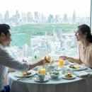 【平日限定】高層階での無料試食付き♪優雅なホテルステイ体験!