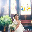 見学1件目特典が豊富!『花嫁支持率No.1』幻想的なチャペル体験