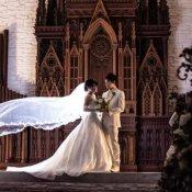 【ゲストの記憶に残る挙式!】希少な大祭壇のチャペルを体験!