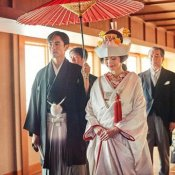 ◆3組限定!◆鶴岡八幡宮&憧れ衣装見学≪贅沢牛フィレ試食≫