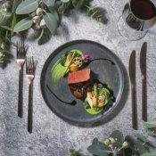 【料理重視◎】和牛美食会★空×緑ガーデン&光のチャペル模擬挙式