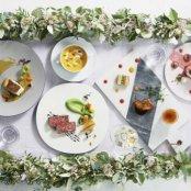 【半期に1度★料理半額】Newチャペル♪GIFT3.5万&フルコース試食付