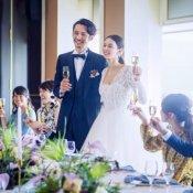 【シンプル婚・お食事会向け】美食×洗練空間◆少人数婚相談会