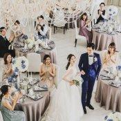 【残席僅か◆BIG特典フェア】ステンドグラス模擬挙式で花嫁体験