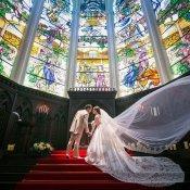 【1件目来館限定】朝得!大聖堂×3万円相当豪華試食付の花嫁体験