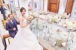 駅スグ★憧れ大聖堂&おもてなしパーティでホメられ花嫁に♪