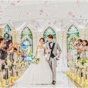 【特別開催】憧れドレス試着×花嫁が美しく輝くチャペル入場体験