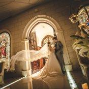 花嫁が美しく輝く銀座唯一のステンドグラス挙式体験~無料試食付