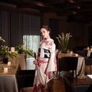 【ドレスも和装も合う】日本の伝統美&豪華黒毛和牛試食付フェア