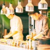 【お料理重視の方にオススメ】特選牛×オマール試食《チャペル&Liveキッチン》