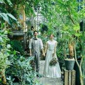 【GW豪華◆10大特典】最上階ガーデン&緑のチャペル×コース試食
