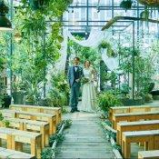 【10大特典】2万円SPフルコース×挙式体験×貸切ガーデン