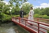 【和婚希望&和と洋で迷ってる方へ】神殿×日本庭園×人気和装展示まるごと体験フェア
