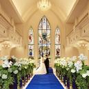 \感動挙式/8mのステンドグラス輝く大聖堂×豪華フルコース