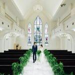 8mのステンドグラス輝く大聖堂×コース料理【ドレス特典付き】