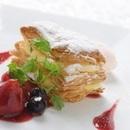 【ゲストに食べてもらいたいデザート】大人気ミルフィーユ無料試食フェア