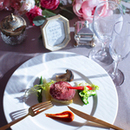 10組限定【Stylish×美食】QUO1万円付★上質レストランウェディング体験
