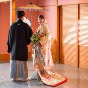 【本格的な神前式が叶う♪】神殿ツアー&和装試着体験フェア