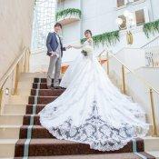 【1日1組★新作ドレスも多数】ヘアアレンジ&試着で花嫁体験♪