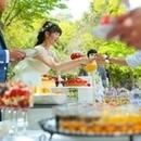【3組様限定】先輩カップル婚礼直前!会場コーデ見学&豪華試食