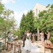 【緑溢れる森のウエディング】無料試食×ナチュラル邸宅見学