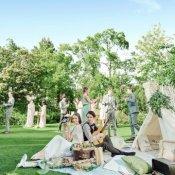 1万円QUOカード進呈!リニューアル貸切ガーデン&無料試食