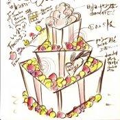 1組&月曜限定★世界的有名パティシエ拘りデザート試食フェア♪