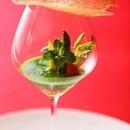 ◆平日限定◆ガーデン付邸宅全館開放×QUO5,000円×オマール海老付コース試食
