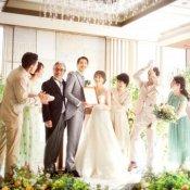 【ファミリー婚におすすめ◎】銀座貸切×おもてなし×アットホーム挙式