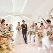 ハナユメ限定ハナユメ割♪【白亜の貸切邸宅】15大特典×純白チャペルで花嫁体験♪