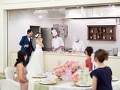 ディナー 豪華特典付【LIVEキッチン&フレンチコース】絶品試食フェア