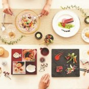 残2組【2万円試食】和洋食べ比べ×感動模擬挙式&演出体験