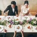 ☆☆アットホームW☆☆ 家族と過ごすFamily Party Wedding